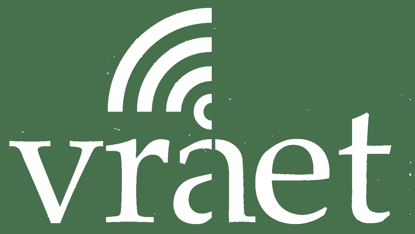 vrået logo