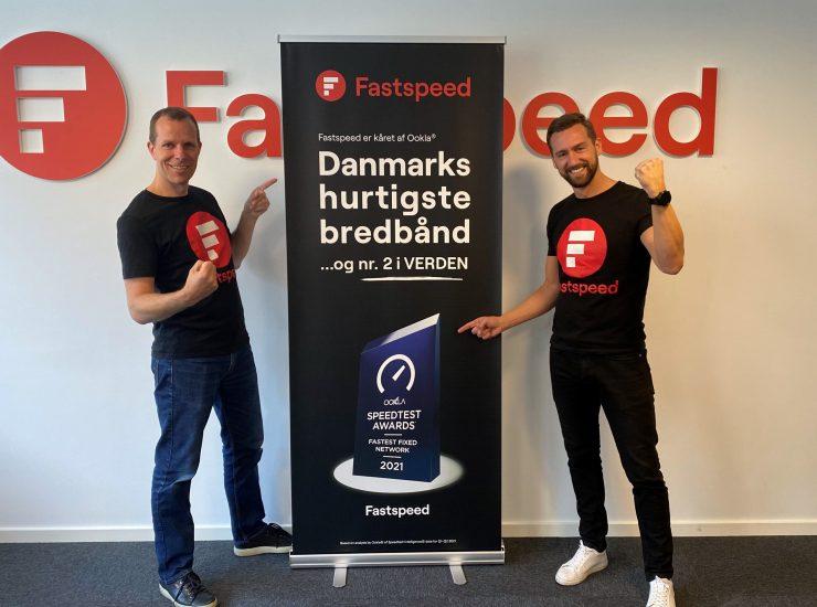 Danmarks hurtigste internet